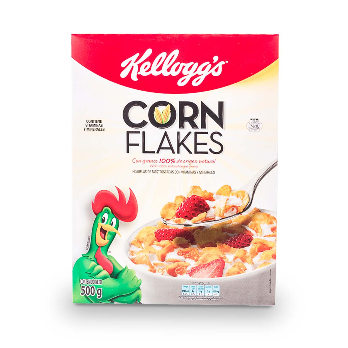 CEREAL CORN FLAKES 500G