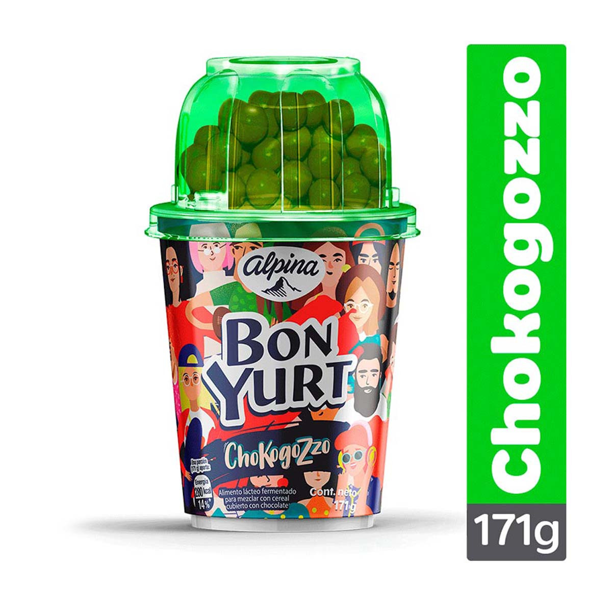 BONYURT ALPINA 171G CHOCOGOZO