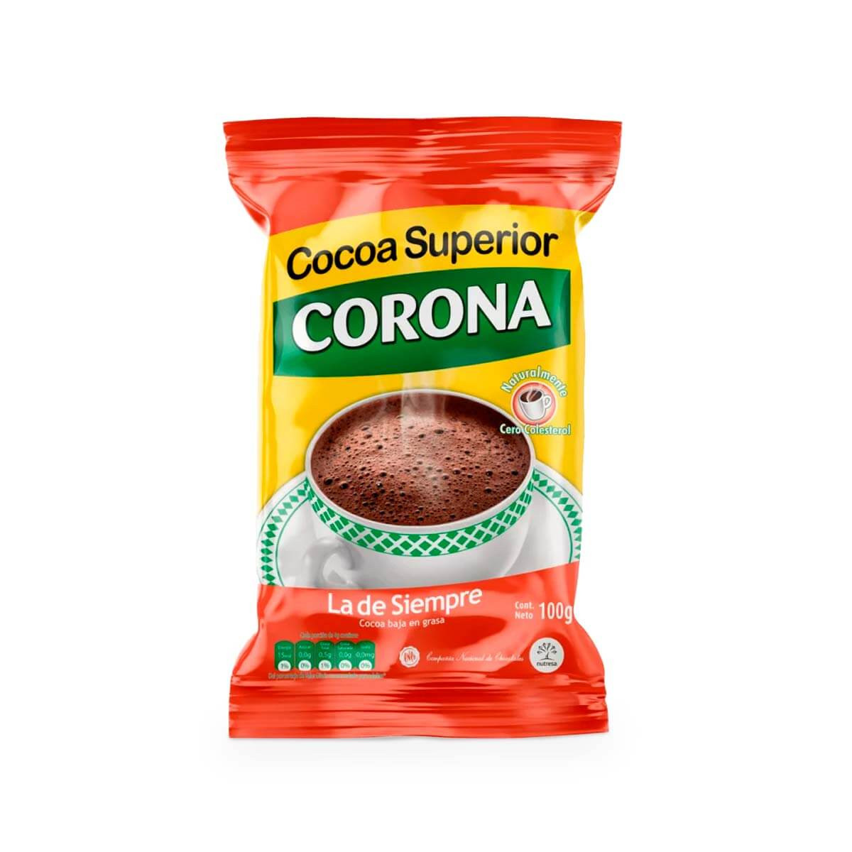 COCOA CORONA 100G