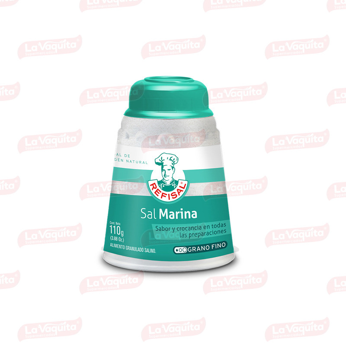 SALERO REFISAL 110G SAL MARINA