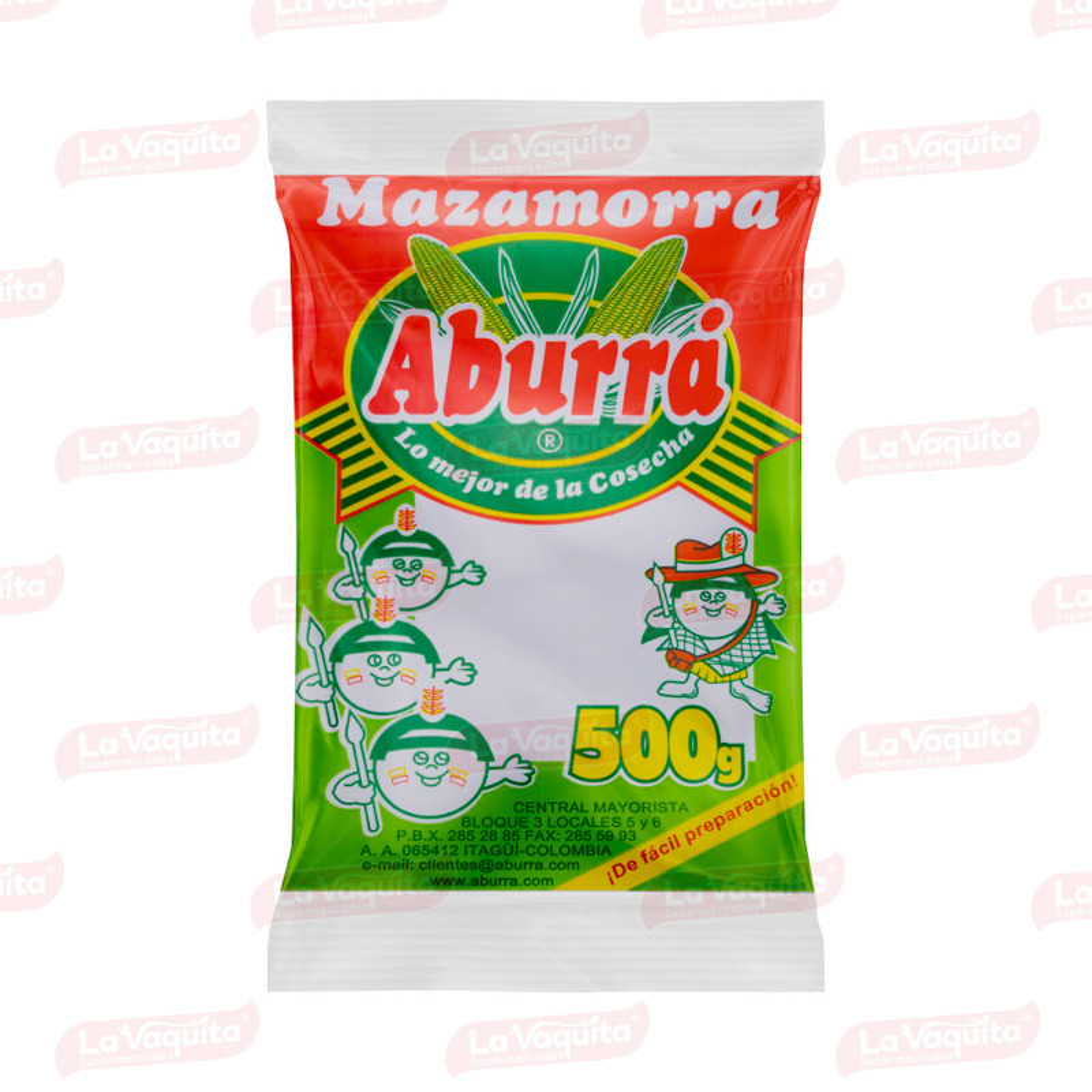 MAZAMORRA ABURRA 500G