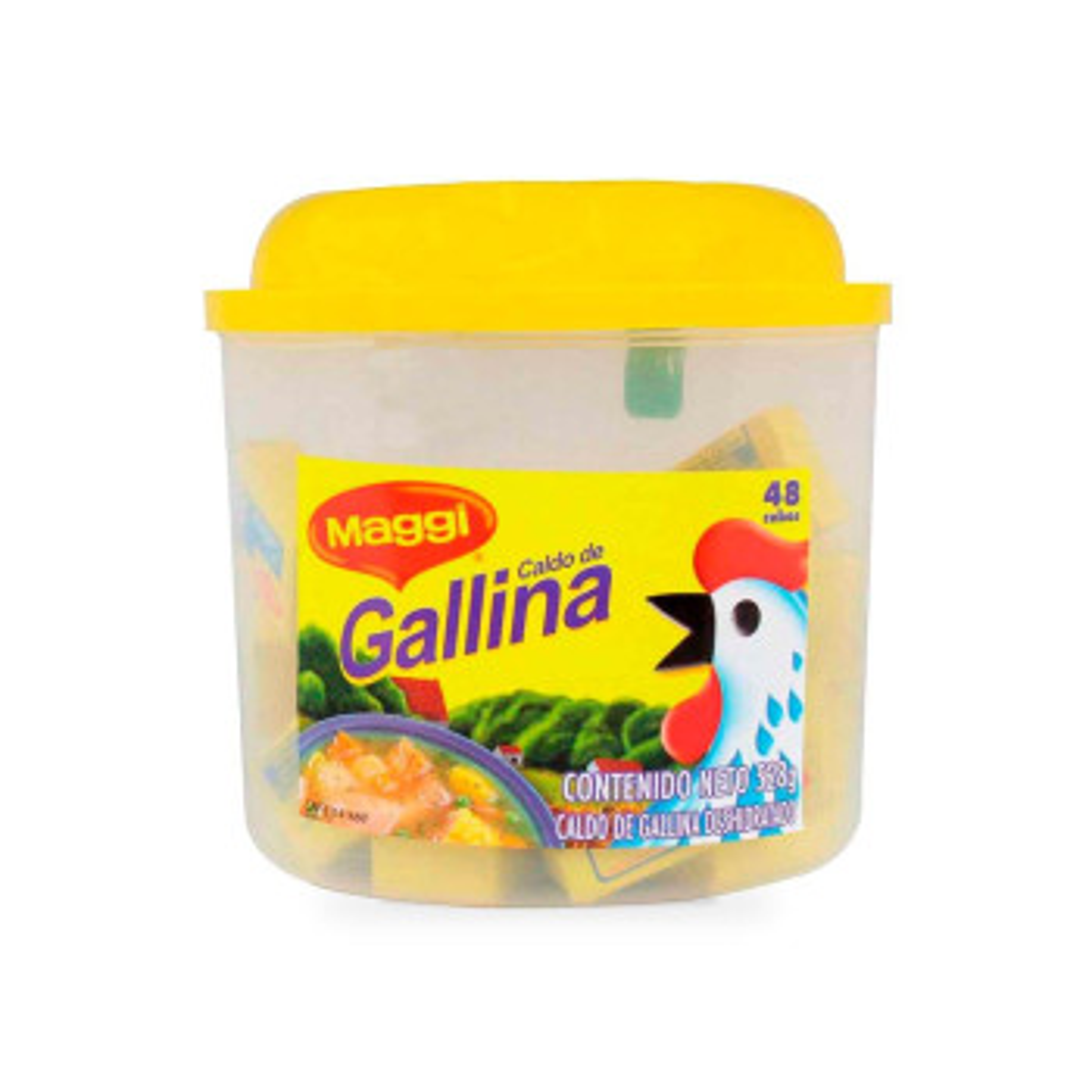 CALDO MAGGI 528G GALLINA TARRO