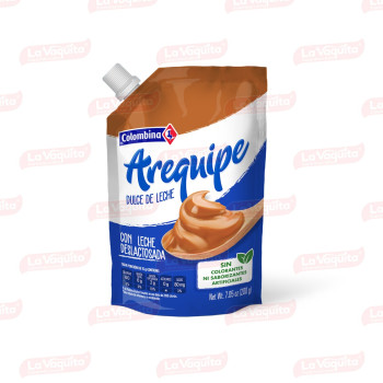 AREQUIPE COLOMBINA 200G DOYPACK