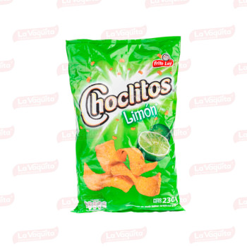 CHOCLITO 230G FAMILIAR LIMON