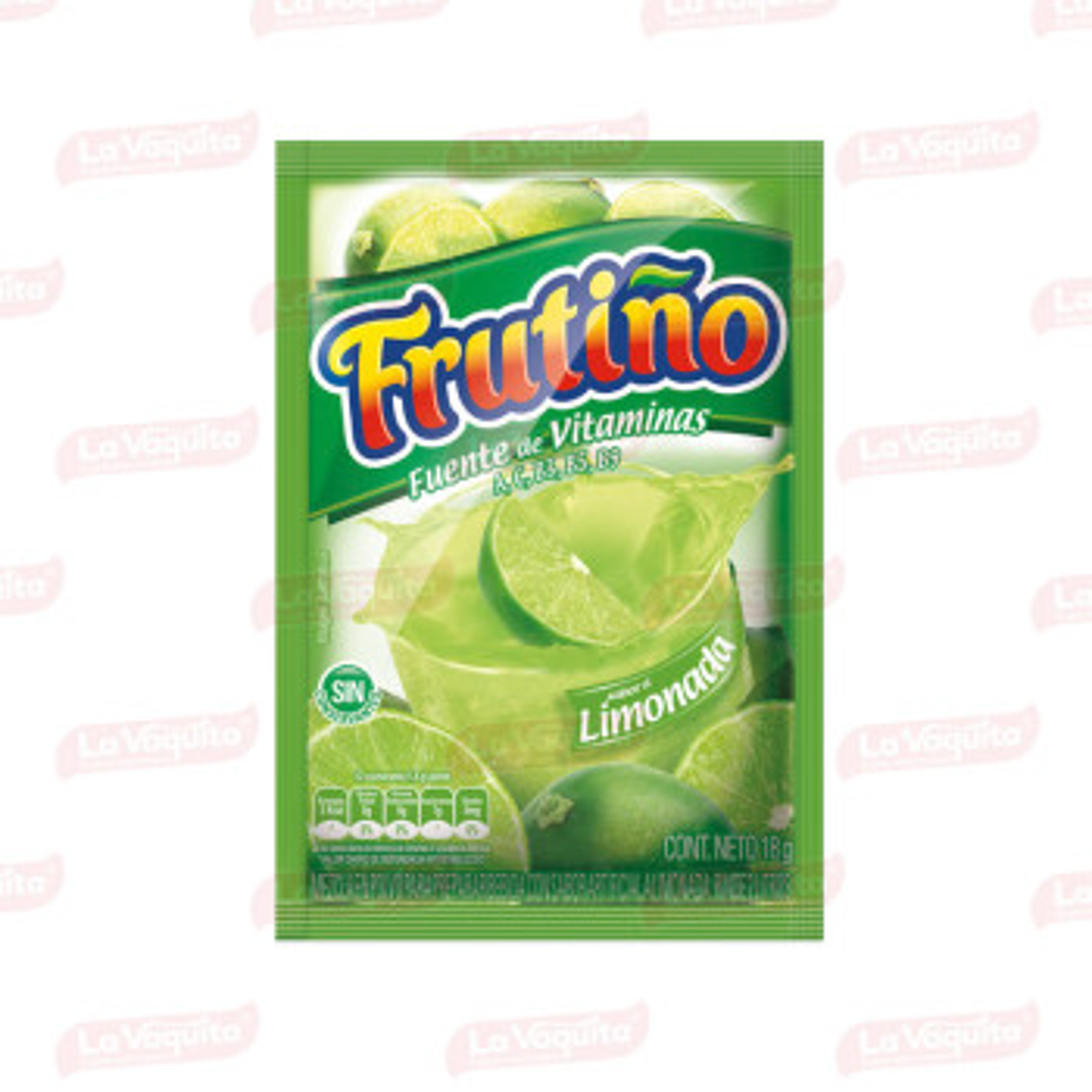 FRESCO FRUTINO 18G 2L LIMONADA