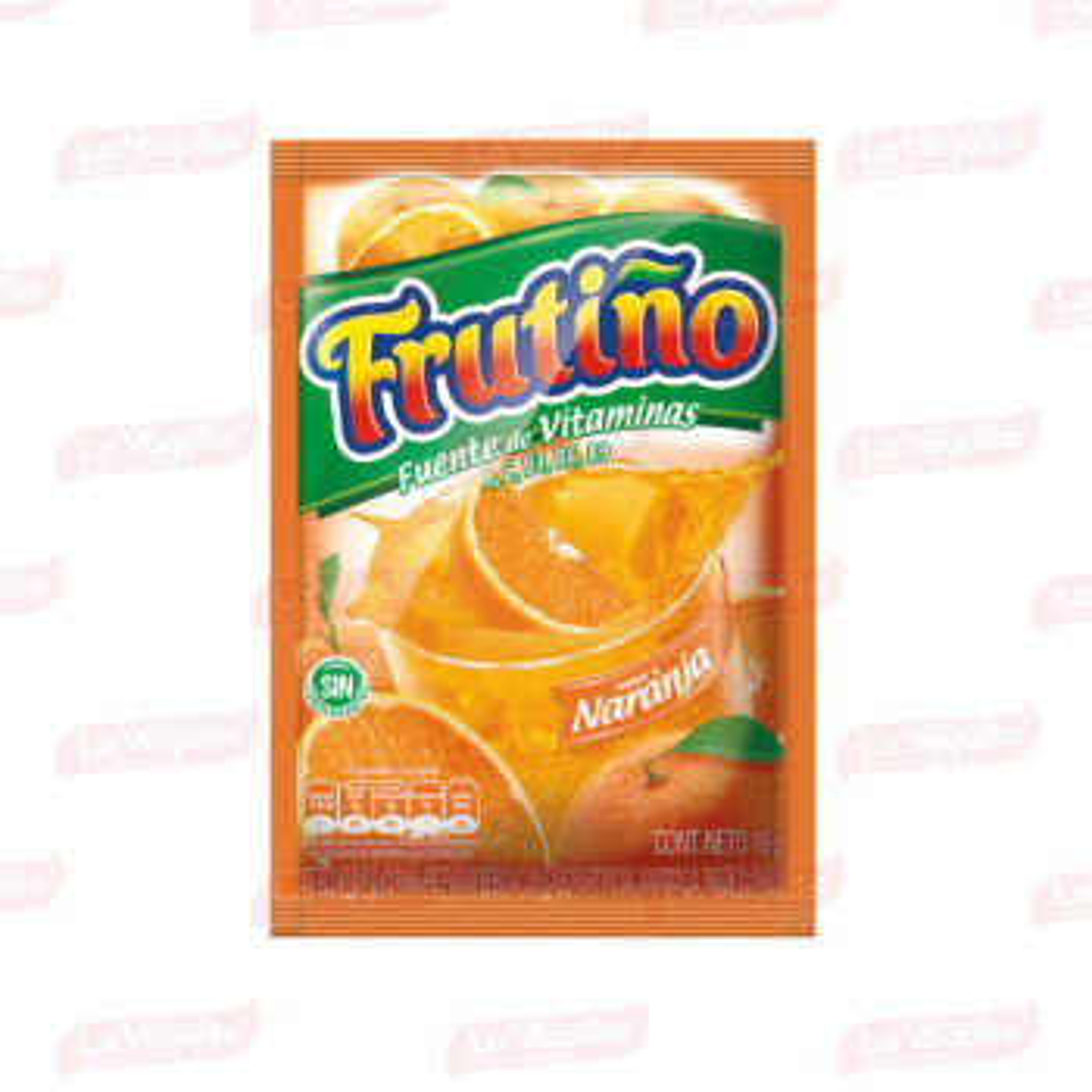 FRESCO FRUTINO 18G 2L NARANJA