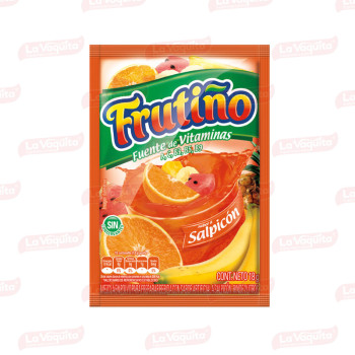 FRESCO FRUTINO 18G 2L SALPICON