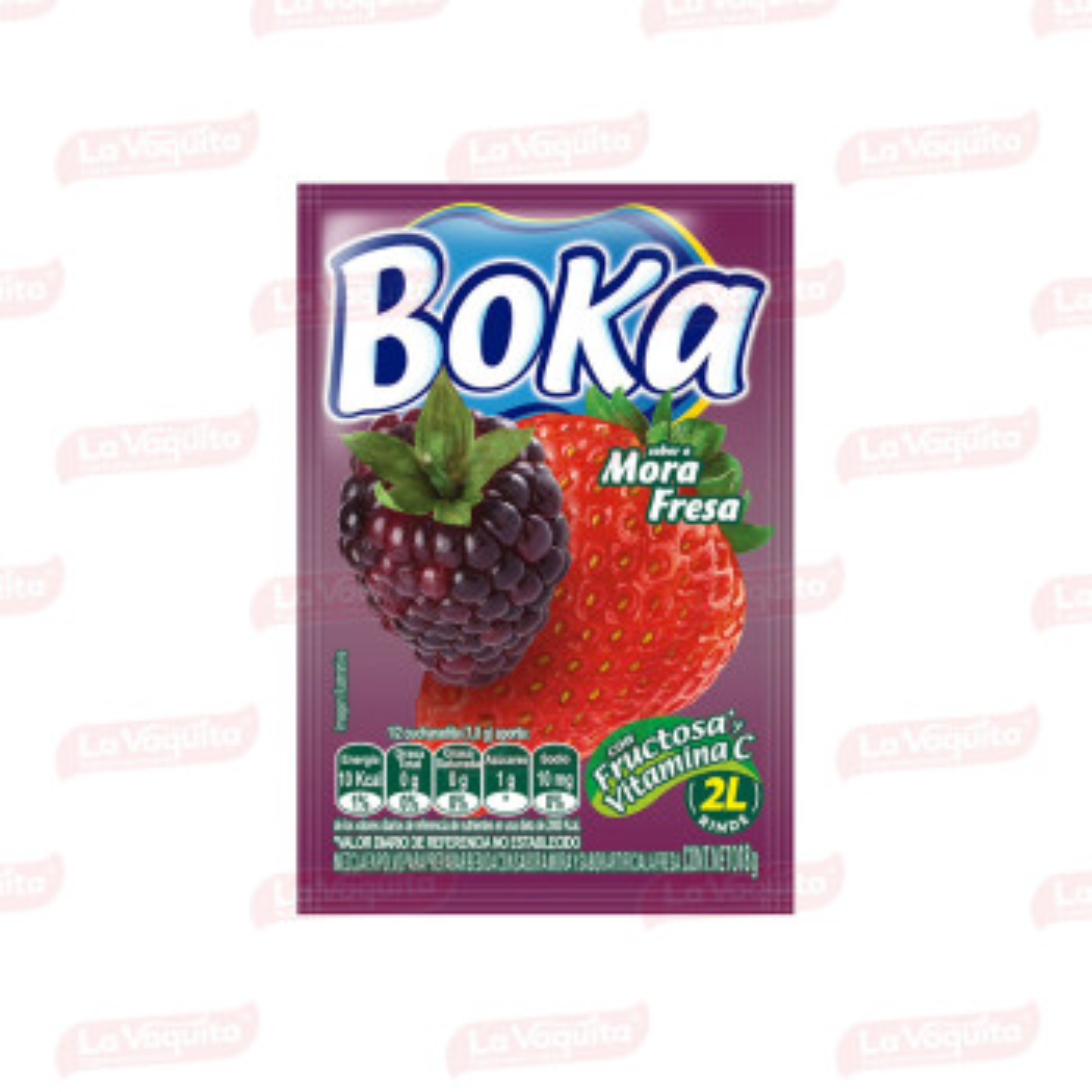 FRESCO BOKA 18G 2L MORA FRESA