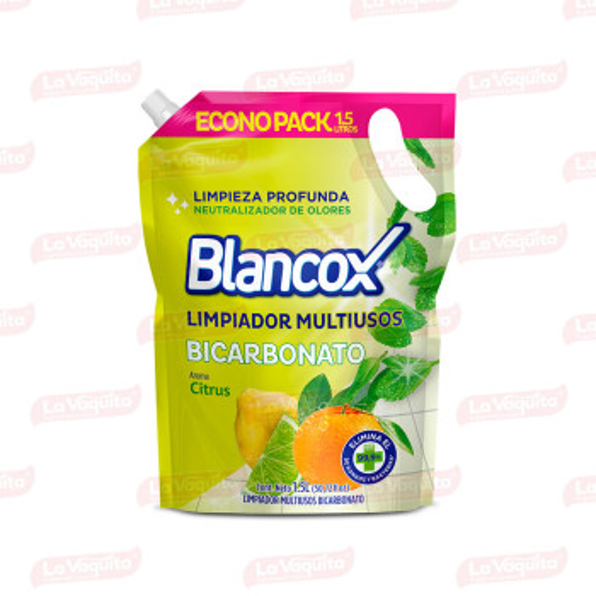 LIMPIADOR BLANCOX 1500M DP BICARBON/CITR