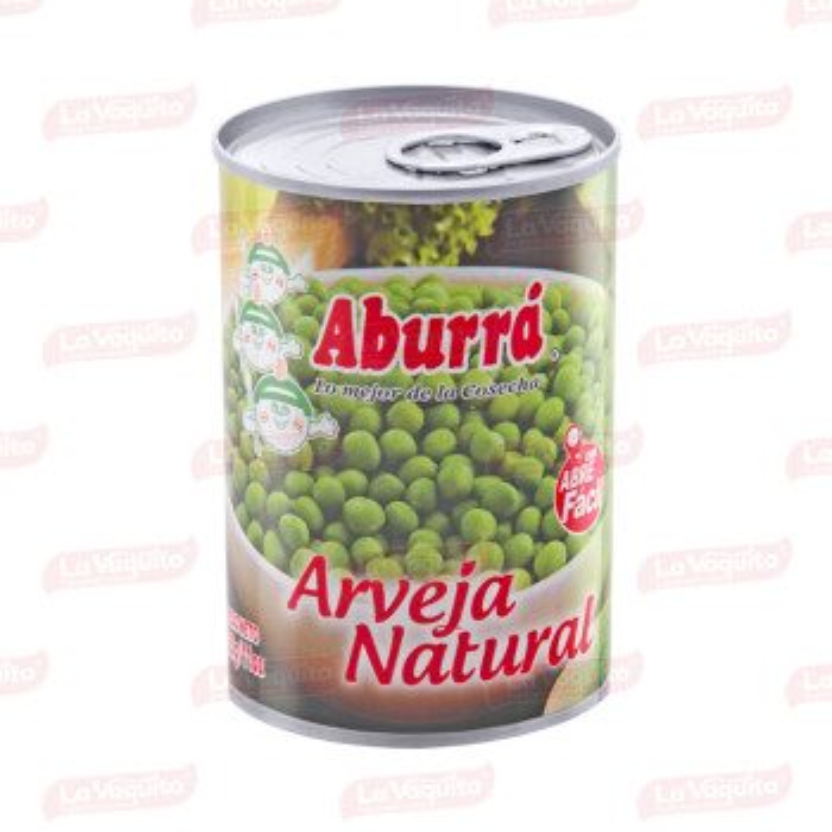 ARVEJA NATURAL ABURRA 320G