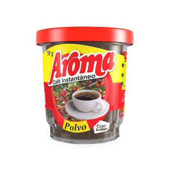 CAFE AROMA 50G SOLUBLE
