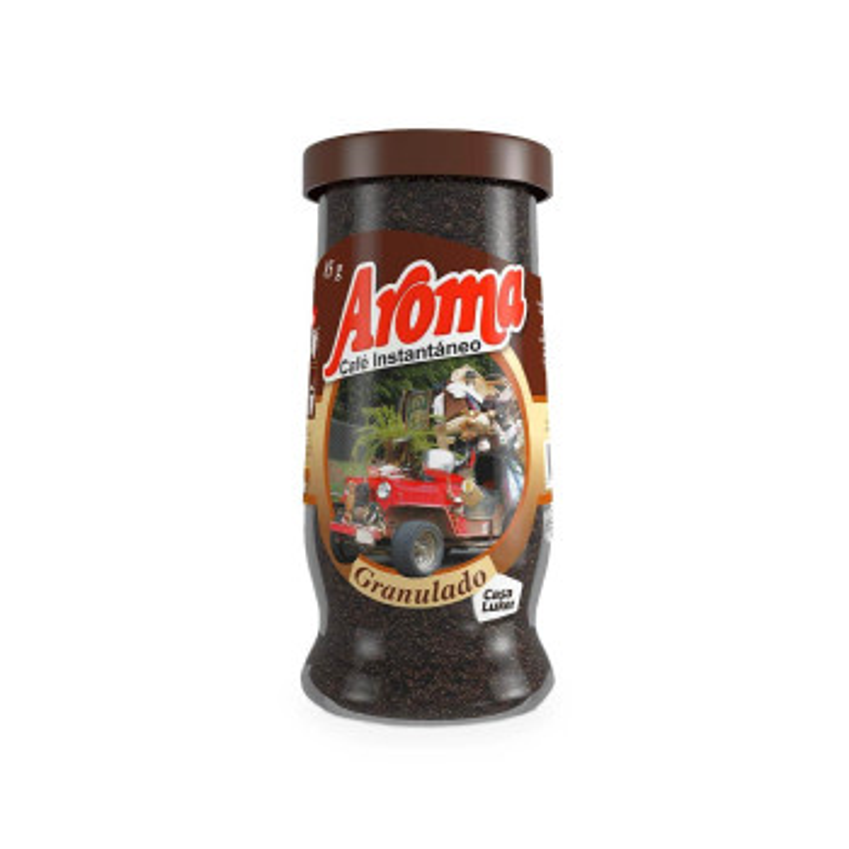 CAFE AROMA 85G GRANULADO