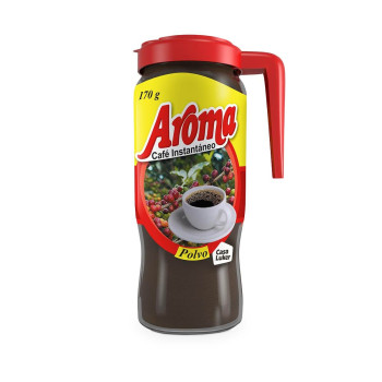 CAFE AROMA 170G SOLUBLE