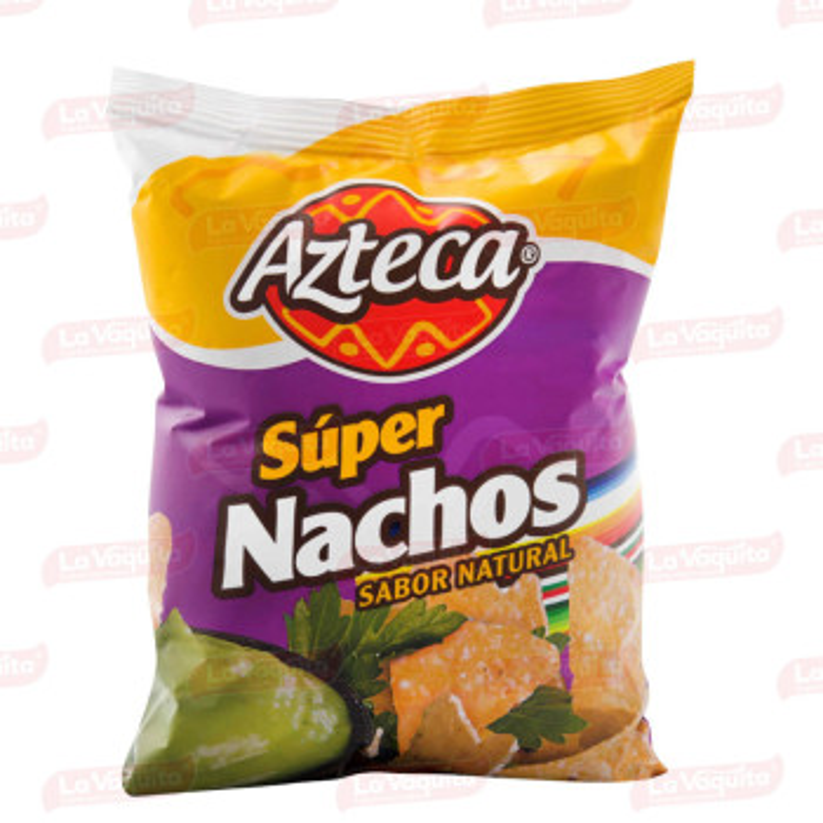NACHOTES AZTECA 180G NATURAL
