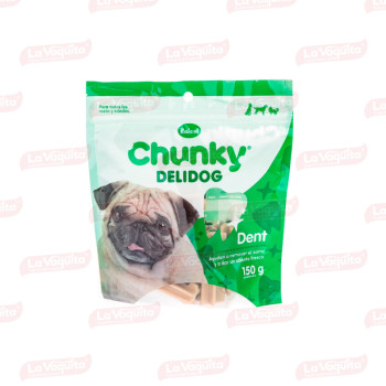 CUIDO CHUNKY 150G DOYPACK DELIDOG DENT