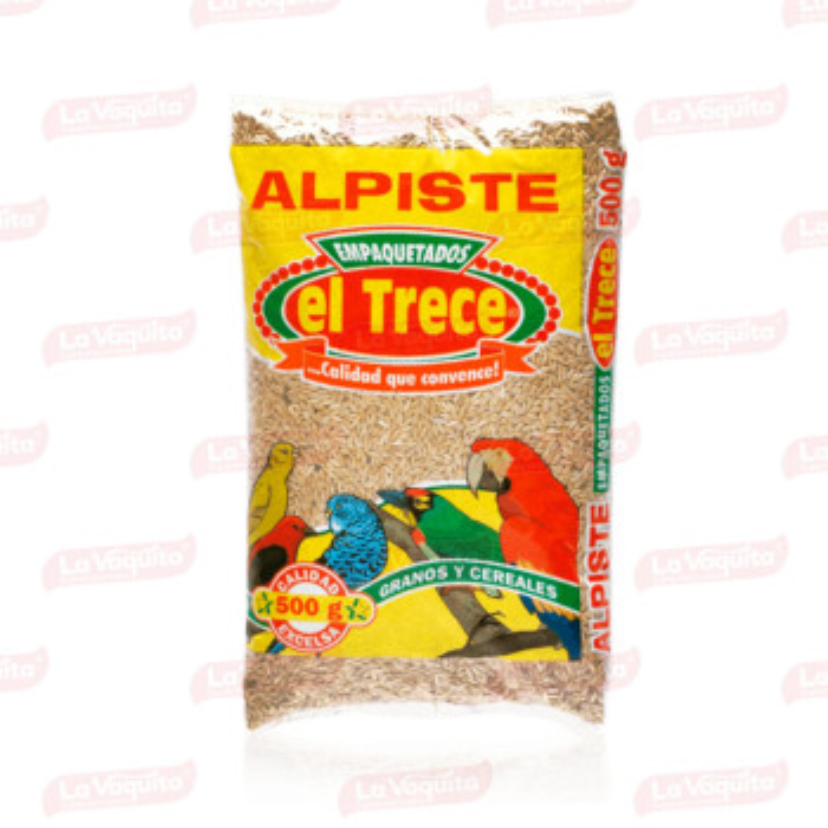 ALPISTE TRECE 500G