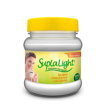 ENDULZANTE SUPLALIGHT 220G FRASCO