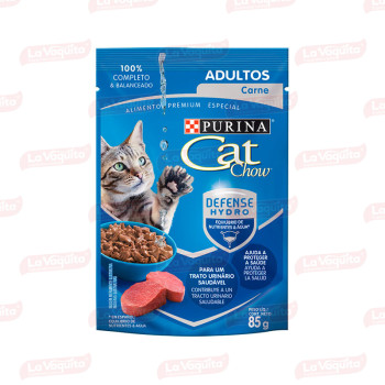 CUIDO CATCHOW 85G DEF/HYDRO/ADULT/CARNE